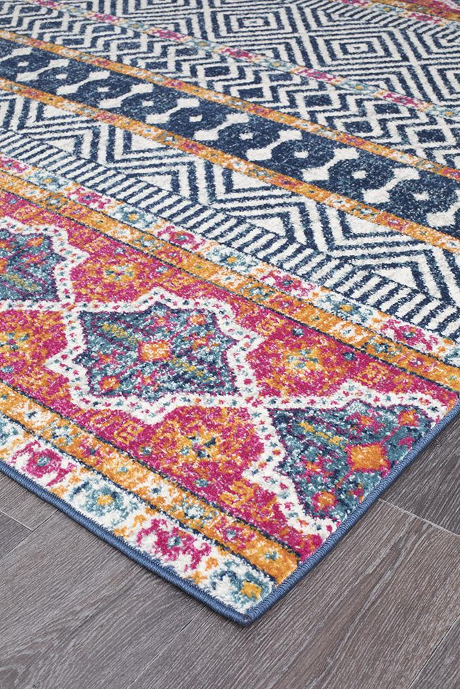 Oasis Sabrina Multi Tribal Rug