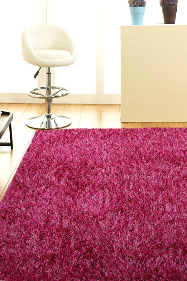 Orlando  Collection Magenta Rug