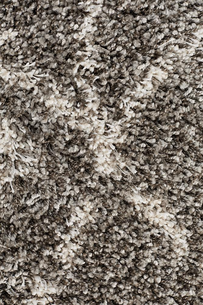 Saffron 55 Grey Runner Rug