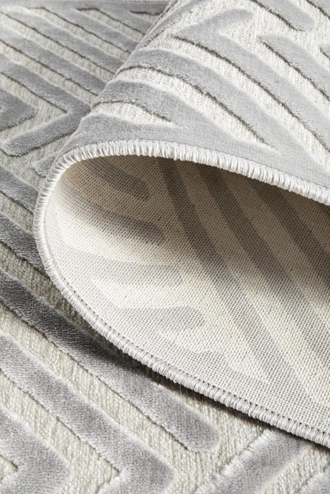 CITY Cindy Silver Runner Rug