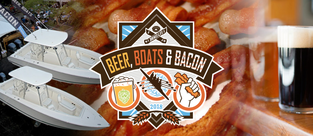 Beer, Boats & Bacon
