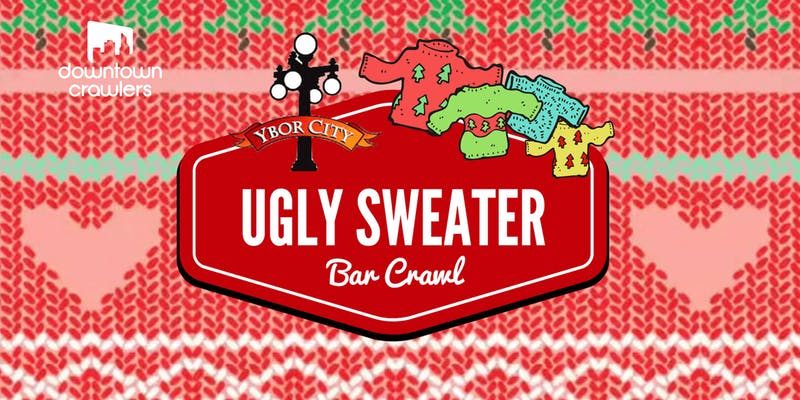Tampa's Ugly Sweater Bar Crawl