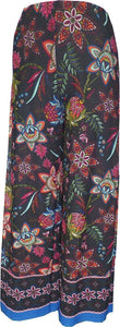 Bird Of Paradise Straight Pants