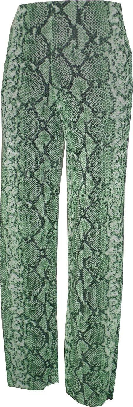Cobra Lace Straight Pants