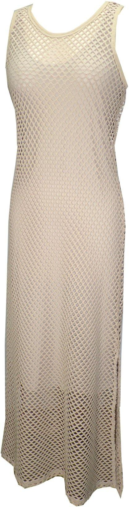 Fishnet Tank Dress