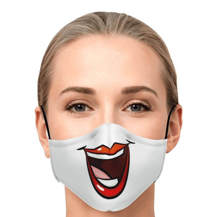 Huge Smile Fase Mask
