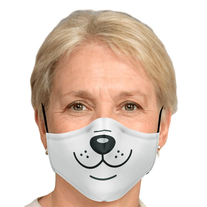 Masque Fask Doggie Smile