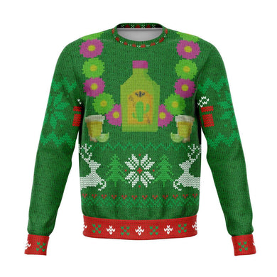 A Tequila Christmas Ugly Christmas Sweater