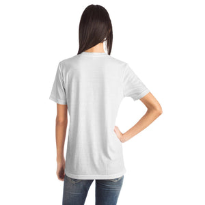 T-shirt unisexe blanc 'Till Party Do Us Part