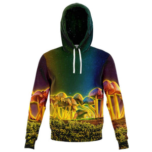 Mushroom Glow Hoodie - Party is Life