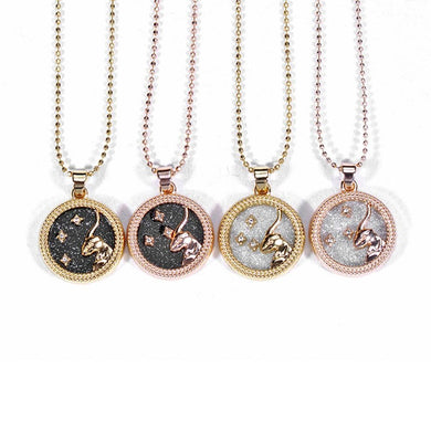 Zodiac Constellation Nacklace