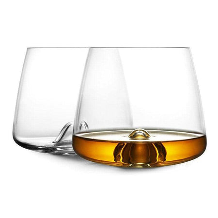 Coupe en verre à whisky 365ML