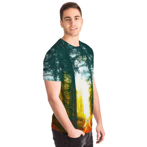 Forest Path Unisex Shirt