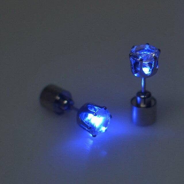 LED Ear Studs - Party is Life