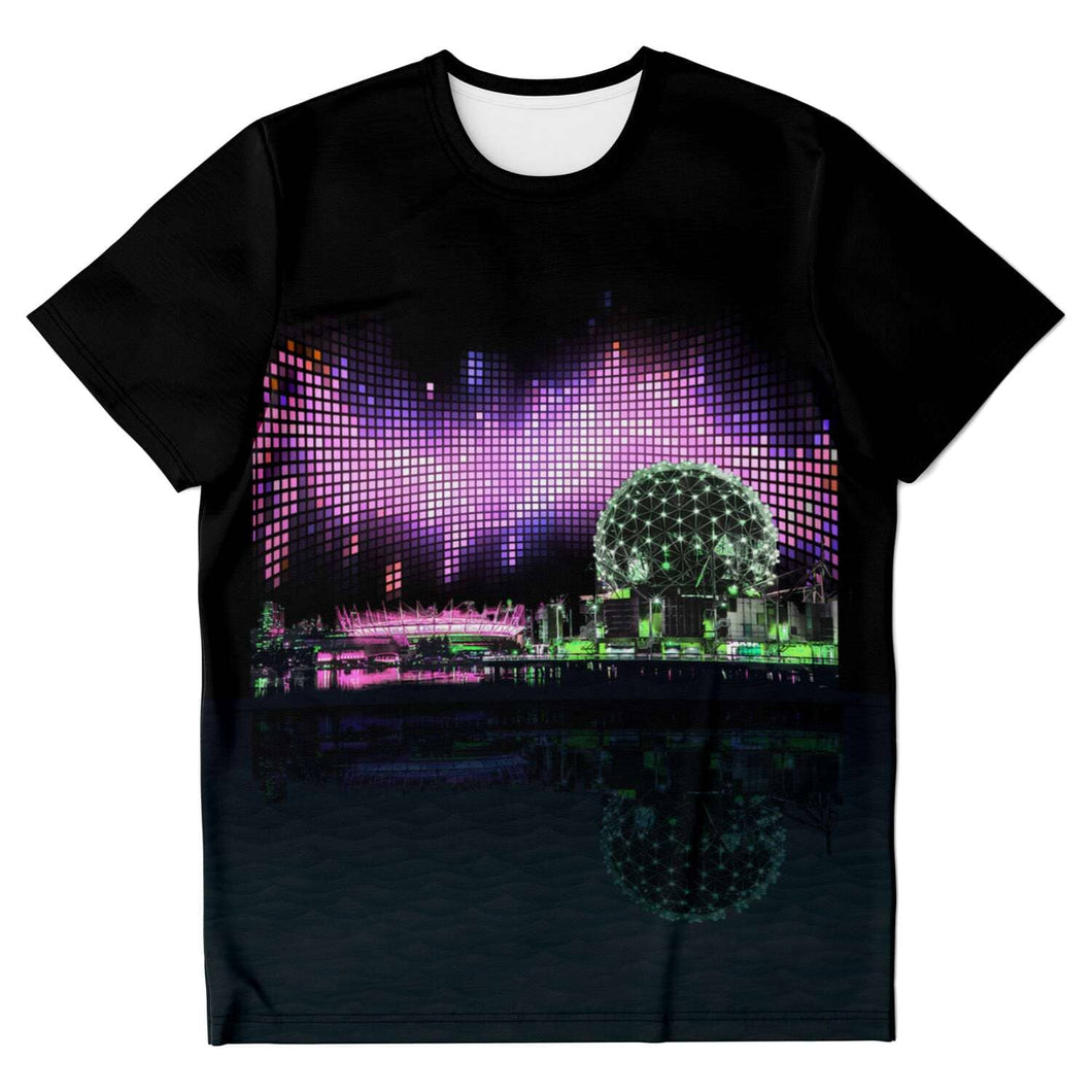 False Creek Science World Unisex Shirt