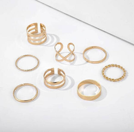 Set of Geometric Ring Set
