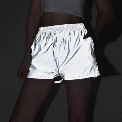 Reflective Shorts - Party is Life