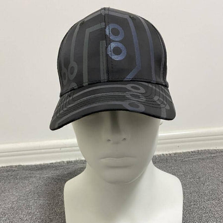 Circuit Board Reflective Baseball Cap