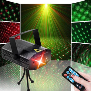 LED Laser Projector Lights - Party is Life
