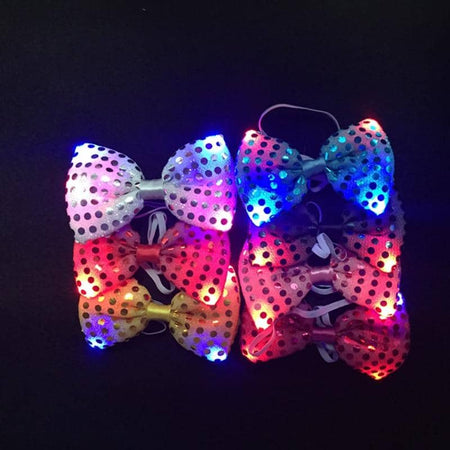 20 Piece LED Bowtie - Party is Life