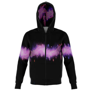 False Creek Science World Zip Hoodie
