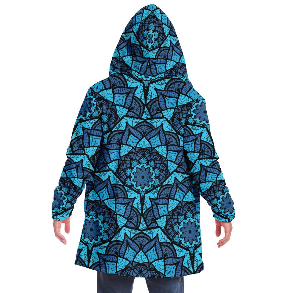 All Blue East Serenity Cloak