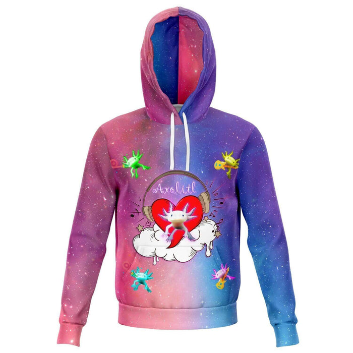 Axolitl The Partyin' Axoltl Hoodie - Party is Life