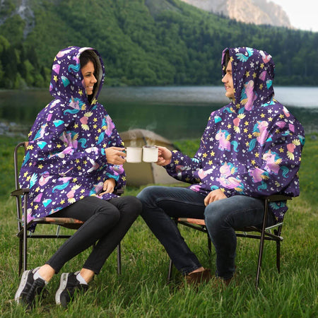 Unicorn Party Snug Hoodie