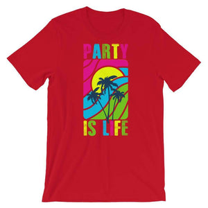 Beach Party Unisex T-Shirt - Party is Life