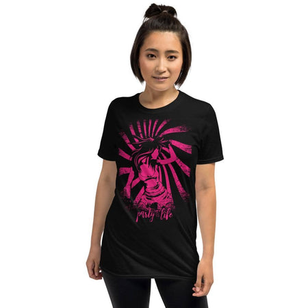 Dancing Girl Unisex T-Shirt - Party is Life