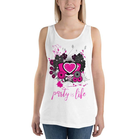 Party Love Tank Top - Party is Life