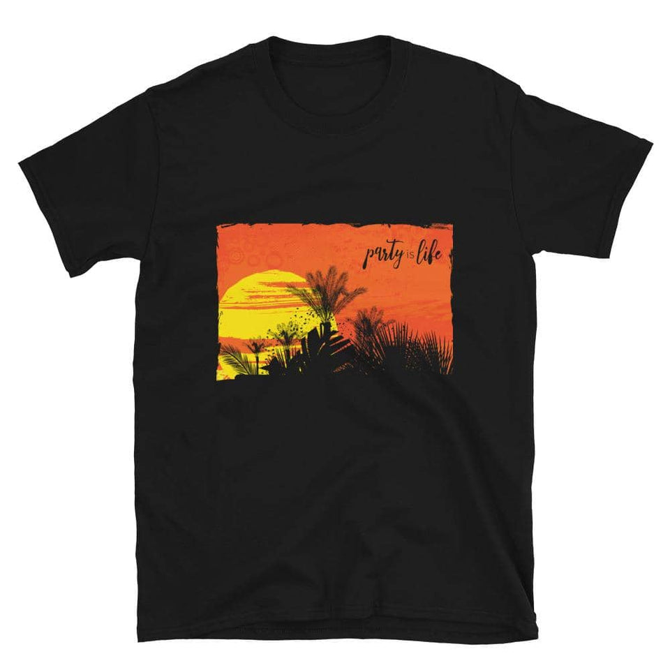Hot Sun T-Shirt - Party is Life