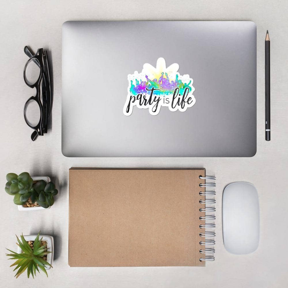 Party is Life stickers - Party is Life
