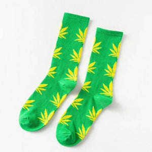 Pair of Happy 420 Socks