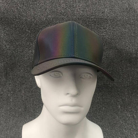 Full Reflective Baseball Cap
