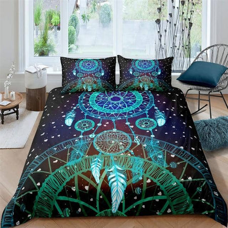 Multi Dreamcatcher 2/3 Piece Duvet