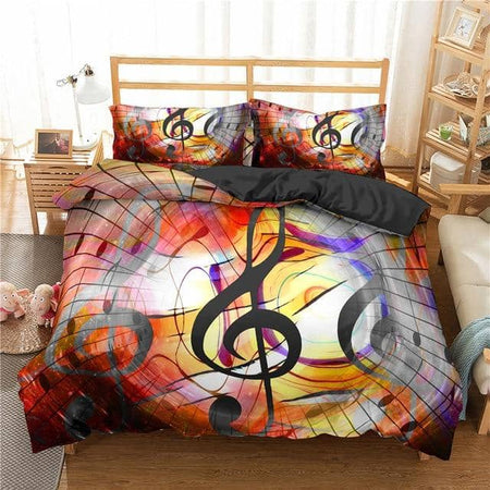 Treble Clef 2/3 Piece Duvet