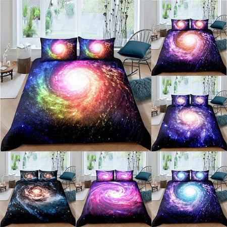 Galaxy 2/3Pcs Duvet