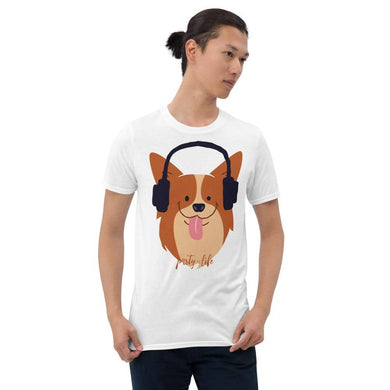 Party is Dog Unisex T-Shirt