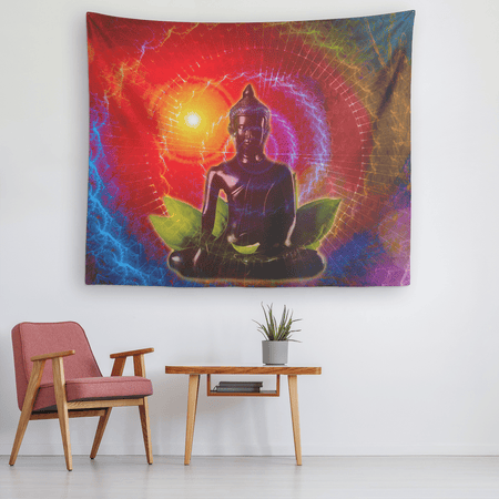 Buddha in the Sky Tapestry