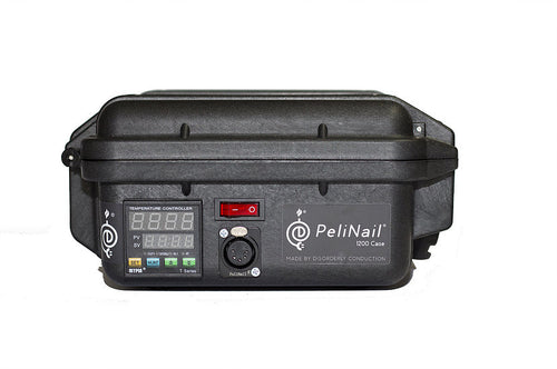Disorderly Conduction - Pelinail 1200 Case - Black