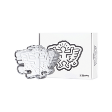 Load image into Gallery viewer, Keith Haring Glass - Catchall - Angel