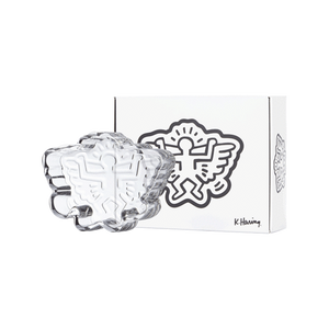 Keith Haring Glass - Catchall - Angel