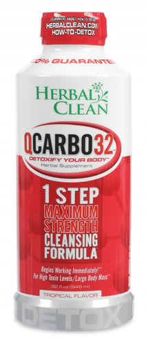 Herbal Clean - Qcarbo32 - Tropical