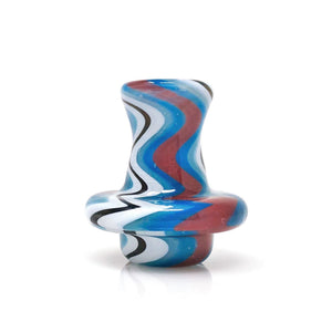 AFM - Maria Reversal Spinner Cap - Blue & Red