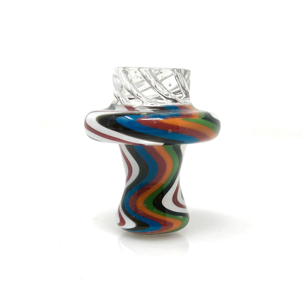 AFM - Maria Reversal Spinner Cap - Light Rainbow