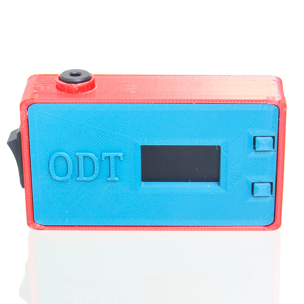 ODT - Pocket Temper - Light Blue & Red