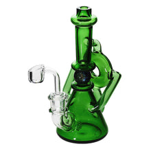 Load image into Gallery viewer, Ball Spindle Recycler Banger Hanger - Green