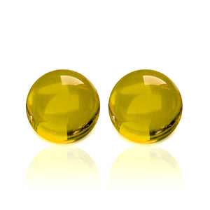 Ruby Pearl Co - 6mm Sapphire Terp Pearls - Exotic Yellow