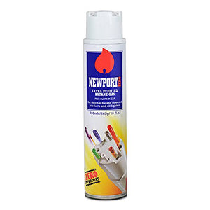 Newport Zero - Butane Gas 300ml